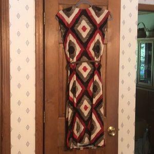 Lauren Ralph Lauren Dresses - Ralph Lauren faux wrap dress